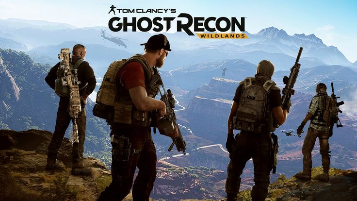 Grabaremos | Ghost Recon Wildlands | 2016 |