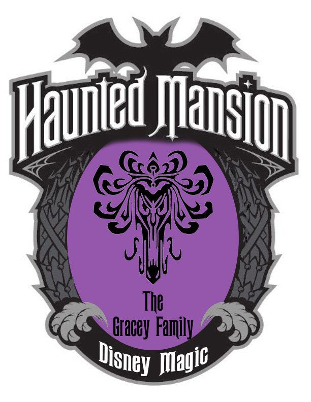Haunted Mansion Wallpaper Plaque Magnet by SpecialKreations724 on Etsy https://www.etsy.com/listing/248241522/haunted-mansion-wallpaper-plaque-magnet