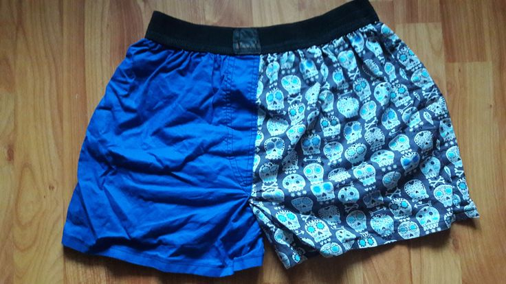 Boxers with sculls