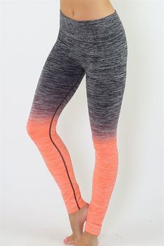 Comfortable, high waist-ed athletic pants. Pair with our matching sports bra! We recommend sizing up for comfort in active use. Please note these leggings are meant to be worn as high waist-ed athleti