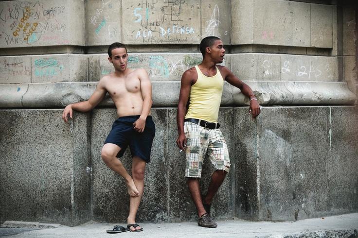 Chicos, Cuba, Havana.  © www.papertreephotography.com.au