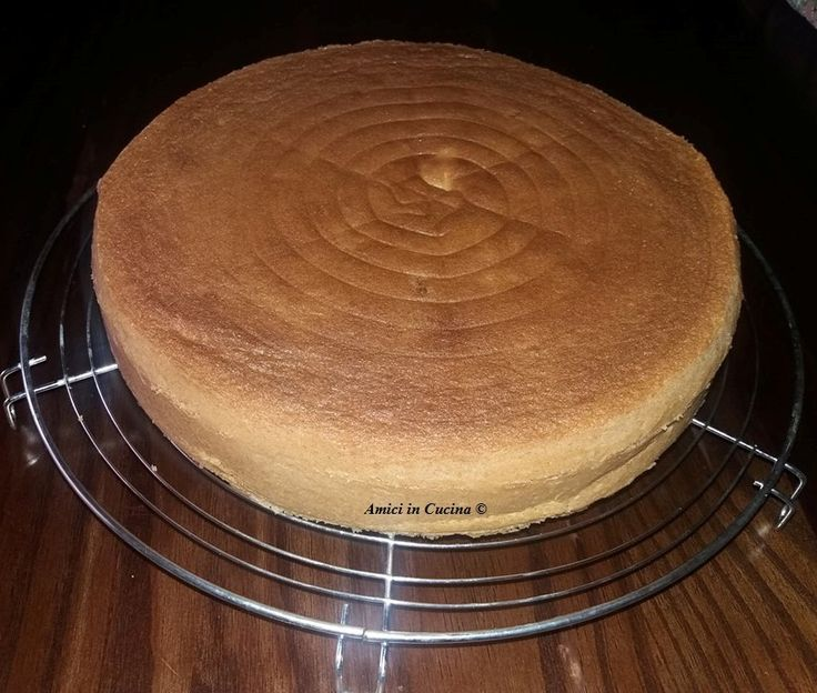 Pan di Spagna - ricetta base per torte – Anna M.
