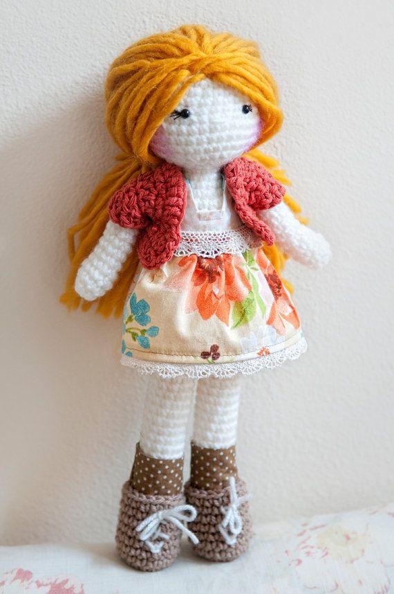 Amigurumi Doll Skirt : 14