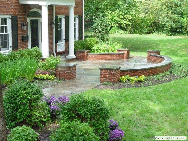 31 best images about front yard landscape on pinterest for Landscape design nj