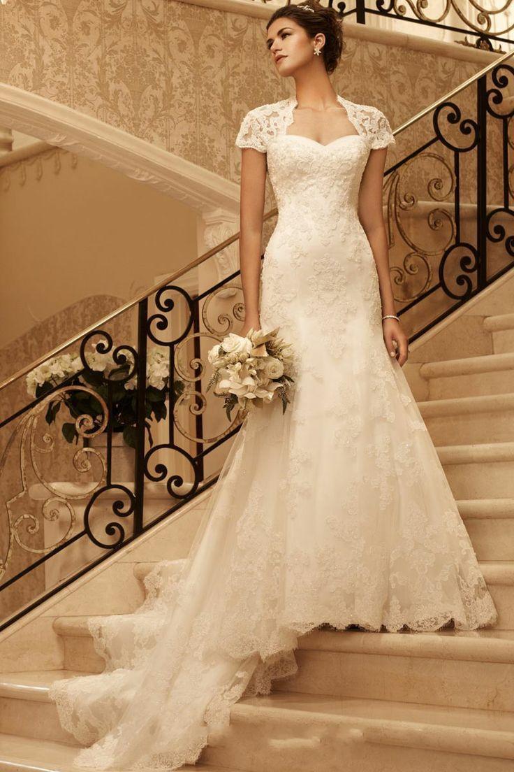 empire lace wedding dresses,bridal gown