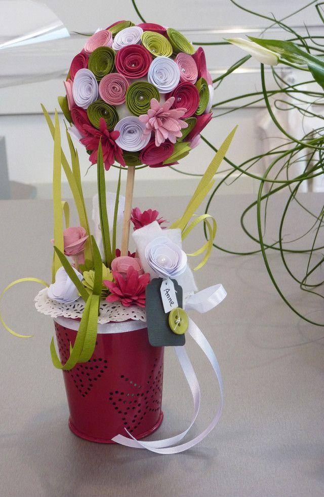 Bouquet objet scrap pinterest maison d coration d for Objet de decoration interieur maison