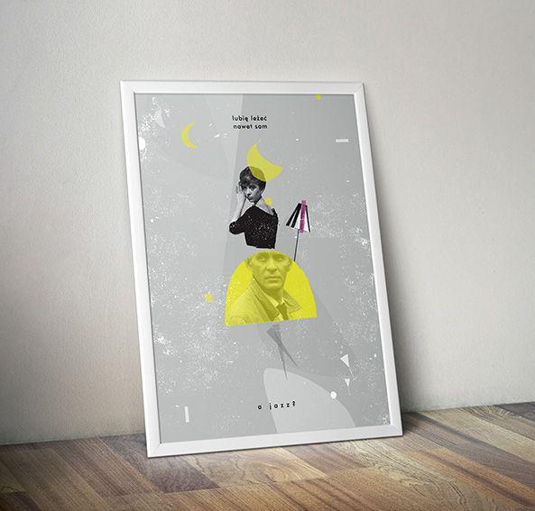"""""""Niewinni czarodzieje"""" by Magda Pilaczyńska on wall-being"""