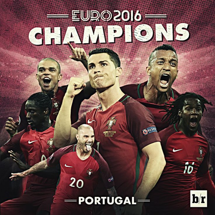 Portugal EURO2016 Champions