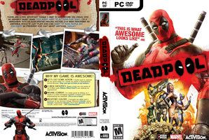 Deadpool PC Cover by TheMetalMadman