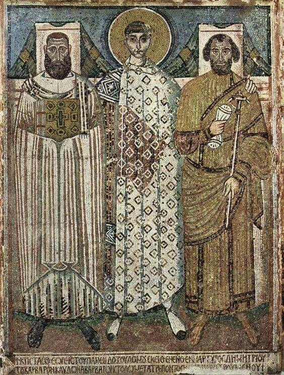 San demetrio a Salonicco