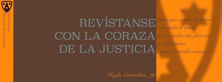 Regla Carmelita, nùmero 19