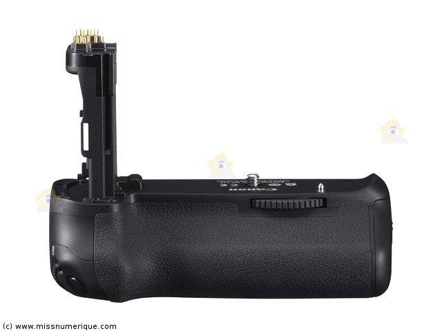 Batterie grip CANON BG-E14 en stock à prix discount - Miss Numerique