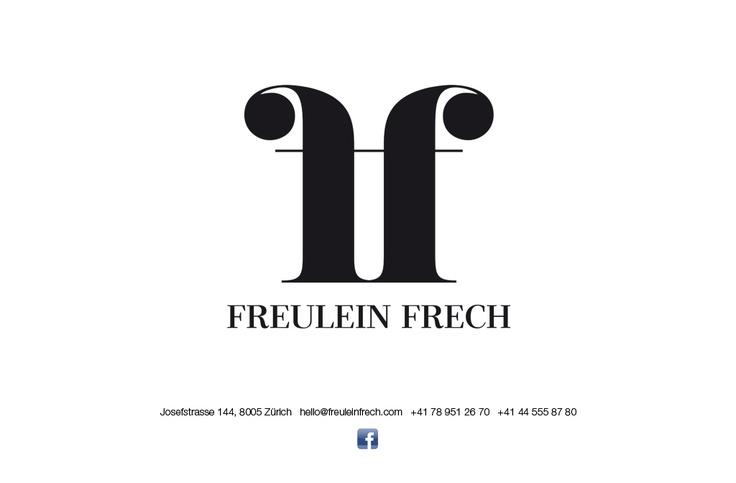 Freulein Frech, Josefstr. 144, 8005 Zürich