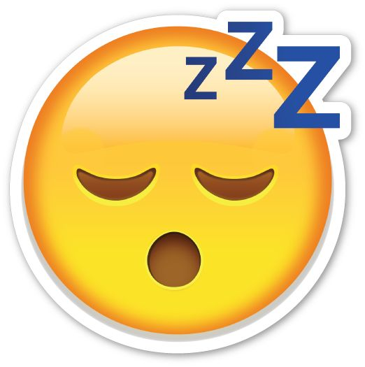 Sleeping Face | The emoji, Emojis and You are