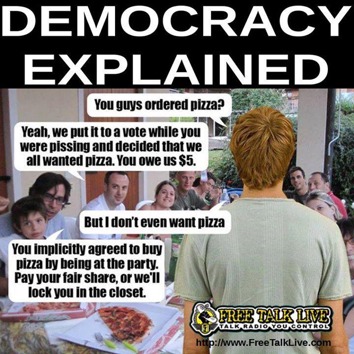 media and democracy essay quotations