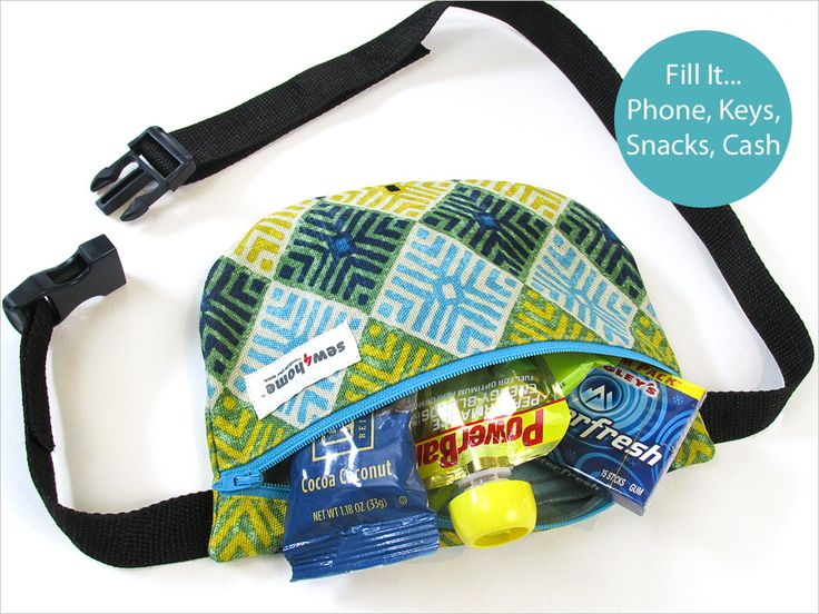 25 Best Ideas About Fanny Pack Pattern On Pinterest
