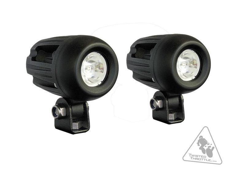 Denali DM Micro LED Lighting & Mount Kit for BMW R1200GS LC '13-'16   TwistedThrottle.com