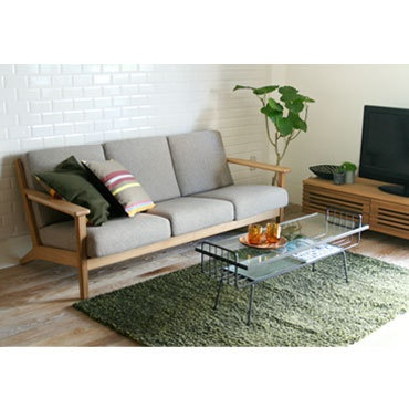 VISKA 3-seater sofa