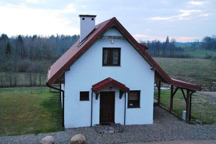 Projekt domu Szarejka
