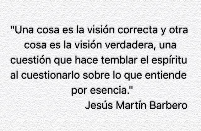 Frase Jesús Martín Barbero