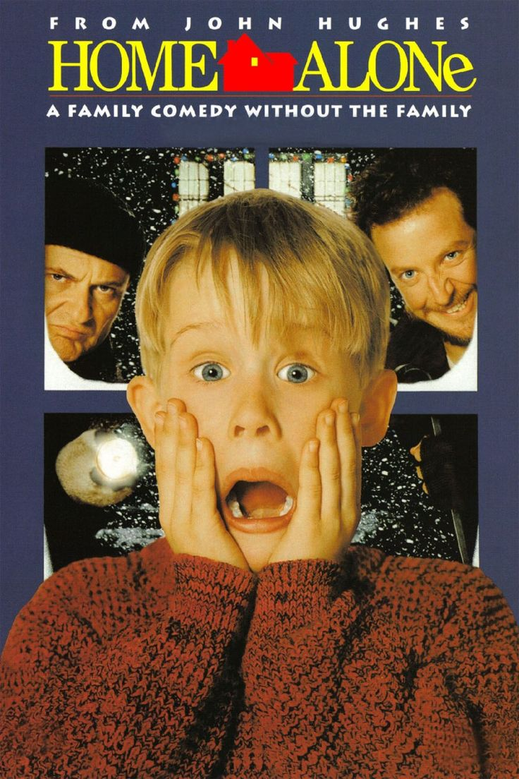 Home Alone ♥ A must watch at least once during the Holiday Season!