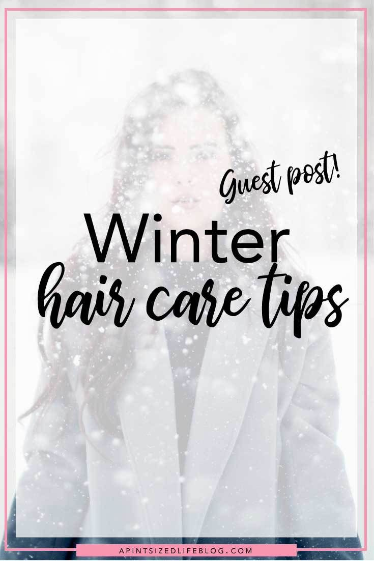 Here's a guest post about winter hair care from London based journalist Joana Teixeira! I know nothing about hair so these tips are gold.