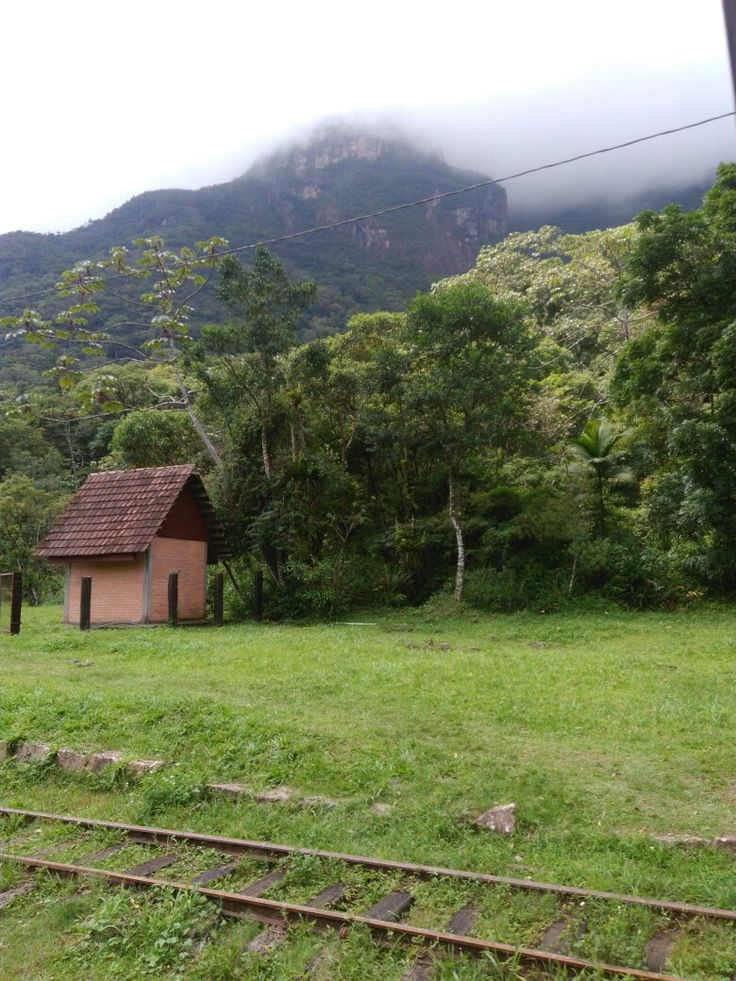 Passeio de trem, Curitiba - Morretes. Pico do Marumbi (28/12/16)