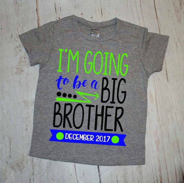 Soon To Be Big Brother Shirt, promoted to big, new big brother, pregnancy reveal, big brother, pregnancy, big brother shirt, new baby by PrettyPrincessBowtiq on Etsy