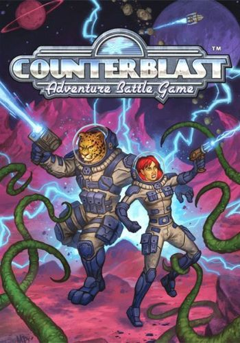 Pulpy SF Miniatures Fun?: A Review of 'Counterblast: Adventure Battle Game' | The Gaming Gang