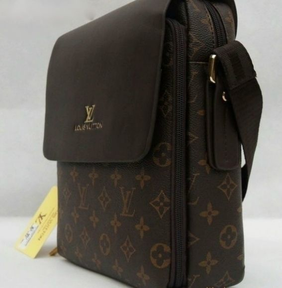 Louis Vuition Leather Bag available at eZone.Pk