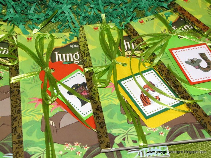 Jungle Birthday Party Theme Ideas   GreyGrey Designs: {My Parties} Grantu0027s Jungle  Book