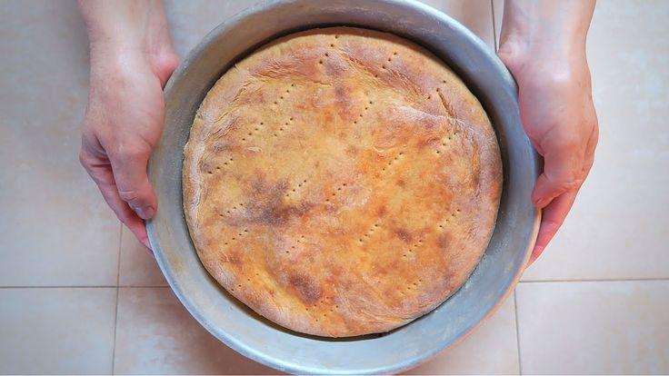 TORTINO DI PATATE RIPIENO Ricetta Facile - Homemade Mashed Potato Pie Re...