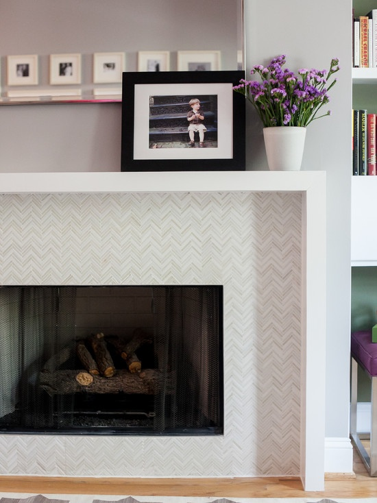 Like This Finish For Around Fireplace Nice And