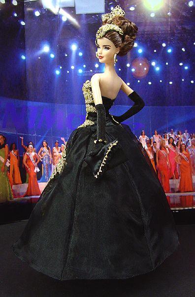 OOAK Barbie NiniMomo's Miss Pennsylvania 2007