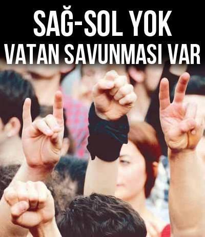 Taksim Gezi Parkı direnişi