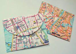 bildergebnis f r basteln mit landkarten b cher zeitung papier pinterest landkarten. Black Bedroom Furniture Sets. Home Design Ideas