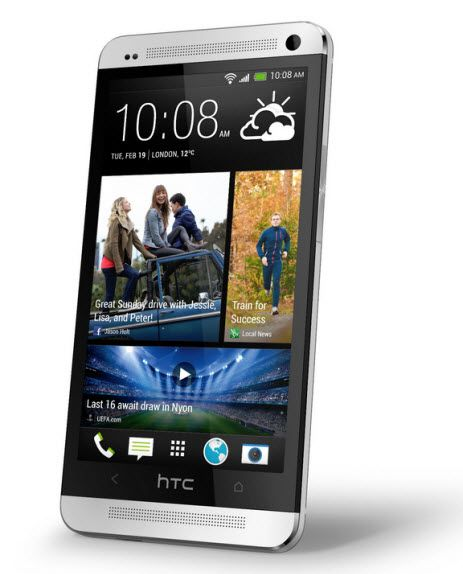 HTC introduces HTC One smartphone