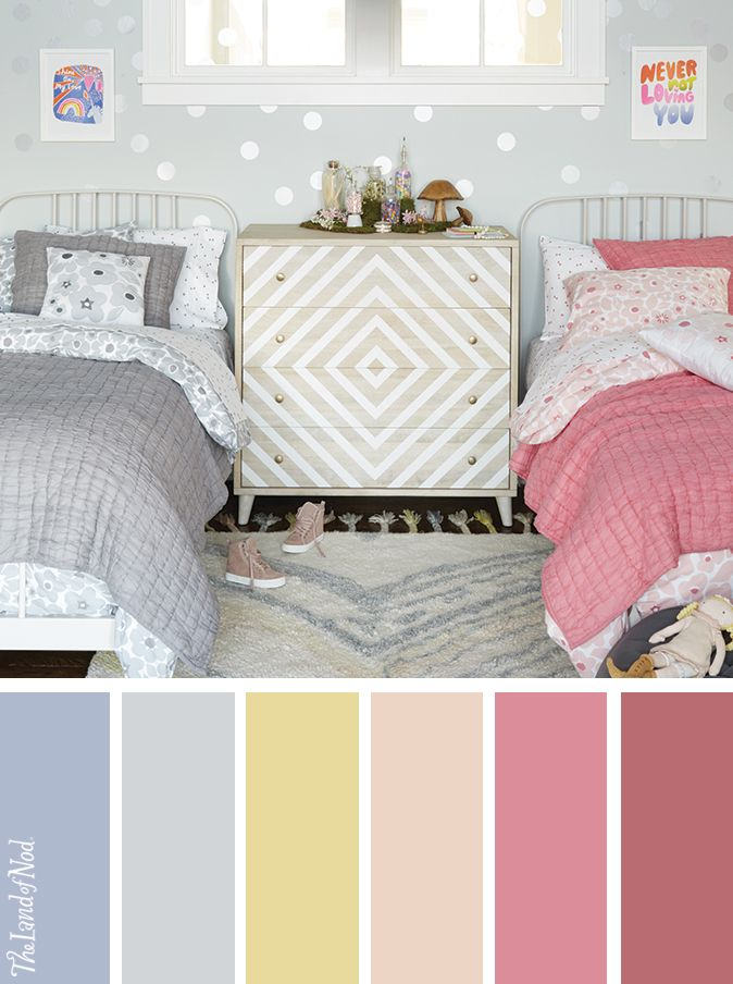 best 20 girls bedroom colors ideas on pinterest - Girls Bedroom Color