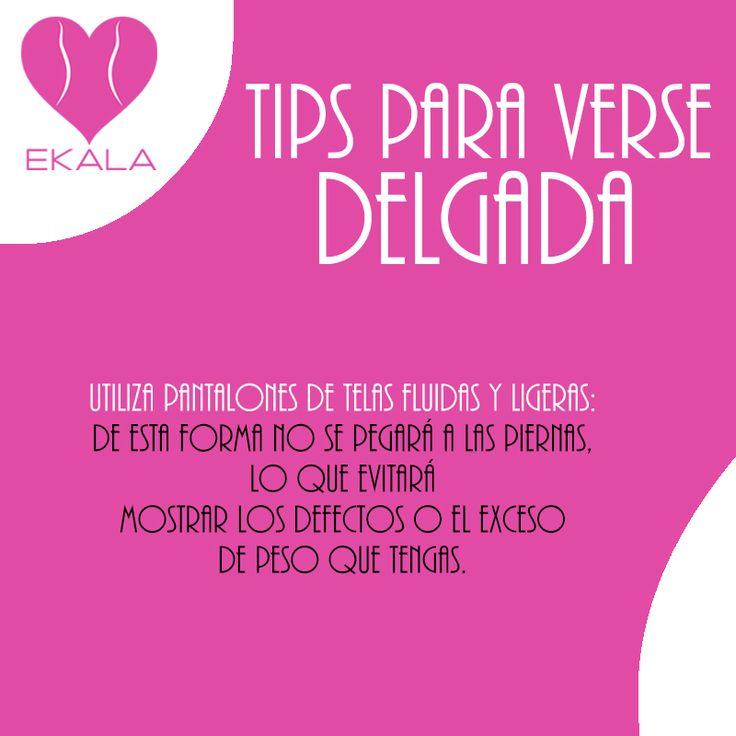 Mantente cómoda utilizando la ropa adecuada #ekala