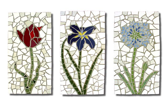 Flower Series Mosaic