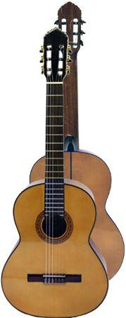 Ver Modelo B20Fn (Natural): Guitarra Flamenca del Constructor Francisco Bros, en el Blog de guitarra Artesana