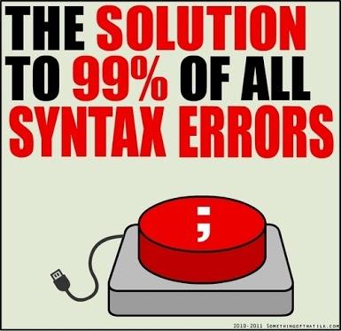 Love the semicolon; don't fear it!