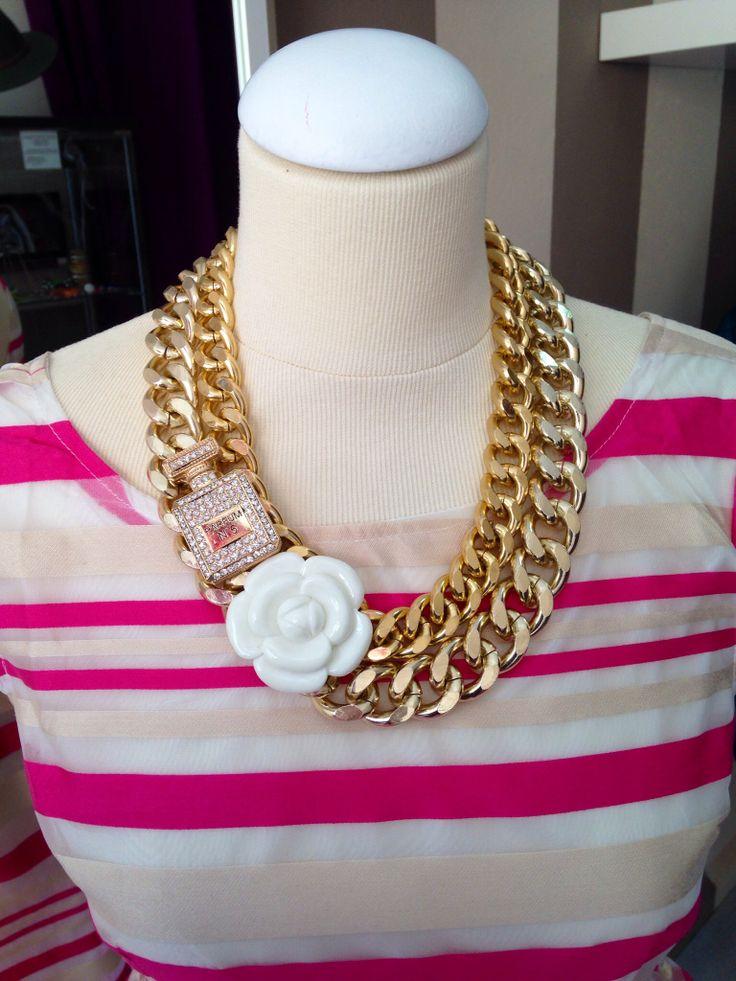 Collar Ed. Especial PARFUM N 5
