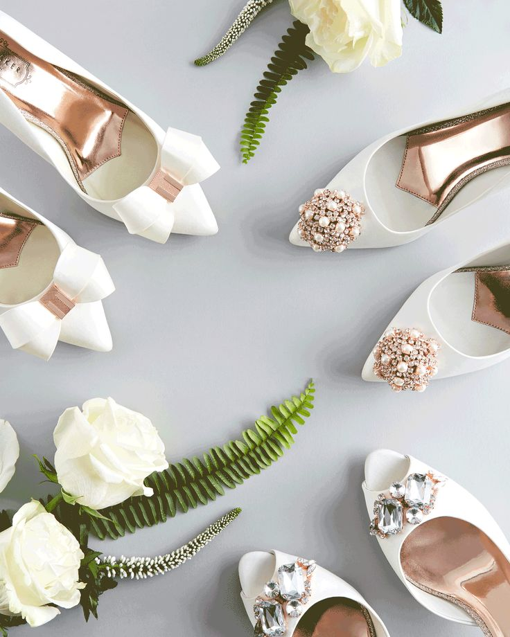 TED TO TOE: Choose from a stylish selection of statement courts