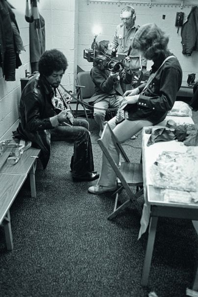 With Mick Taylor - Madison Square Garden, NYC 1969-11-27