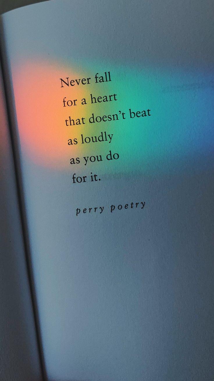 Folgen Sie Perry Poetry auf Instagram für tägliche Gedichte. #poem #poetry #po… – tattoo
