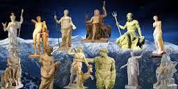 Η ΛΙΣΤΑ ΜΟΥ: Υπάρχουν Τελικά Οι Έλληνες Θεοί