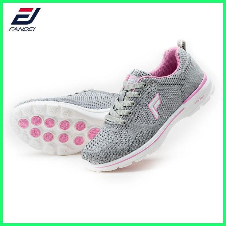 FANDEI spring 2017 sneakers women breathable mesh running shoes for women  cushioning sport shoes woman zapatillas b9263e174b142