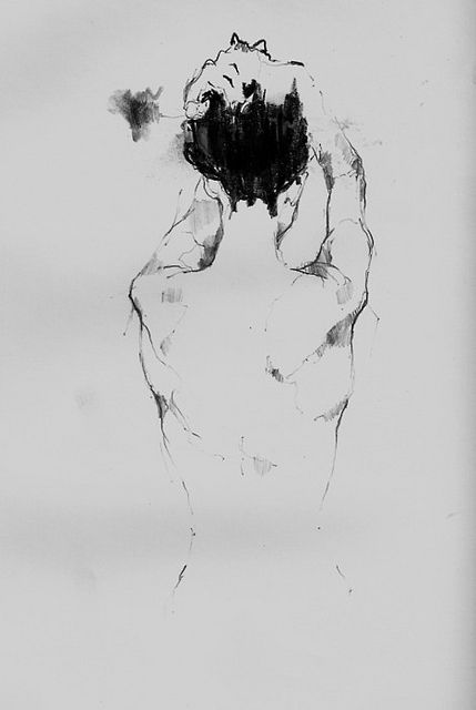 Katherine Jenkins 'Drawing 14'.