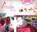 Dazzle Diva's - Gauteng, offer exclusive pamper parties, company events, girlfriend who would like to spoil a friend for her birthday, weddings or just need to unwind.